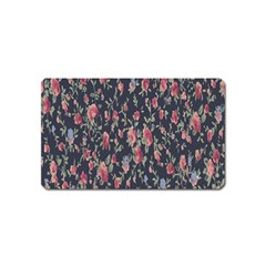 Pattern Flowers Pattern Flowers Magnet (name Card)