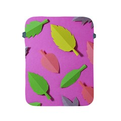 Leaves Autumn Nature Trees Apple Ipad 2/3/4 Protective Soft Cases by Celenk