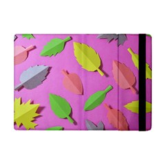 Leaves Autumn Nature Trees Ipad Mini 2 Flip Cases by Celenk