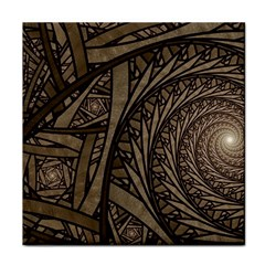 Abstract Pattern Graphics Tile Coasters