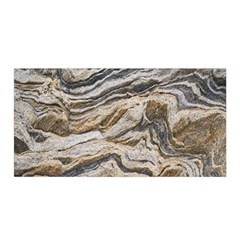 Texture Marble Abstract Pattern Satin Wrap by Celenk