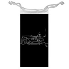 Arctic Monkeys Jewelry Bag by Valentinaart