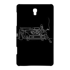 Arctic Monkeys Samsung Galaxy Tab S (8 4 ) Hardshell Case  by Valentinaart