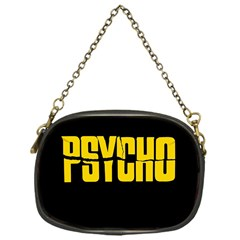 Psycho  Chain Purses (one Side)  by Valentinaart