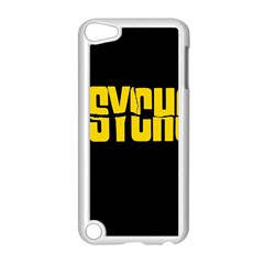Psycho  Apple Ipod Touch 5 Case (white) by Valentinaart