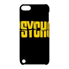 Psycho  Apple Ipod Touch 5 Hardshell Case With Stand by Valentinaart