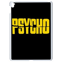 Psycho  Apple Ipad Pro 9 7   White Seamless Case by Valentinaart
