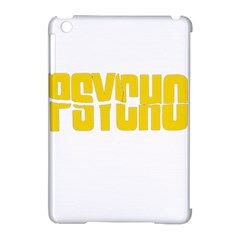 Psycho  Apple Ipad Mini Hardshell Case (compatible With Smart Cover) by Valentinaart