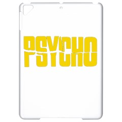 Psycho  Apple Ipad Pro 9 7   Hardshell Case by Valentinaart
