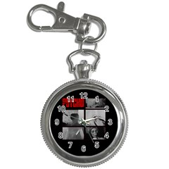 Psycho  Key Chain Watches by Valentinaart