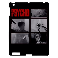 Psycho  Apple Ipad 3/4 Hardshell Case by Valentinaart