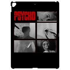 Psycho  Apple Ipad Pro 12 9   Hardshell Case by Valentinaart