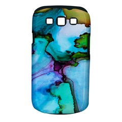 Abstract Painting Art Samsung Galaxy S Iii Classic Hardshell Case (pc+silicone) by Celenk