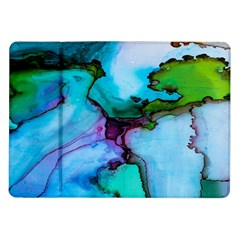 Abstract Painting Art Samsung Galaxy Tab 10 1  P7500 Flip Case by Celenk