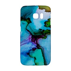Abstract Painting Art Galaxy S6 Edge by Celenk