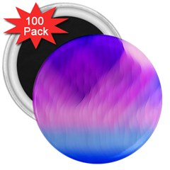 Background Art Abstract Watercolor 3  Magnets (100 Pack) by Celenk