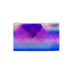 Background Art Abstract Watercolor Cosmetic Bag (xs) by Celenk