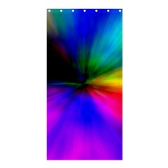 Creativity Abstract Alive Shower Curtain 36  X 72  (stall)  by Celenk