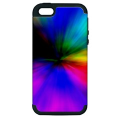 Creativity Abstract Alive Apple Iphone 5 Hardshell Case (pc+silicone) by Celenk