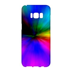 Creativity Abstract Alive Samsung Galaxy S8 Hardshell Case  by Celenk