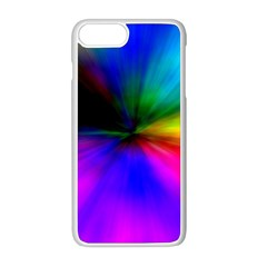 Creativity Abstract Alive Apple Iphone 8 Plus Seamless Case (white) by Celenk