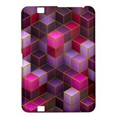 Cube Surface Texture Background Kindle Fire Hd 8 9  by Celenk