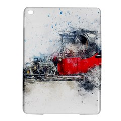 Car Old Car Art Abstract Ipad Air 2 Hardshell Cases by Celenk