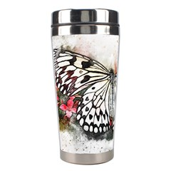 Butterfly Animal Insect Art Stainless Steel Travel Tumblers by Celenk