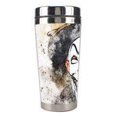 Mask Party Art Abstract Watercolor Stainless Steel Travel Tumblers
