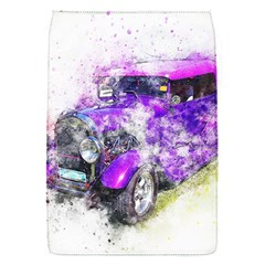 Car Old Car Art Abstract Flap Covers (s)  by Celenk