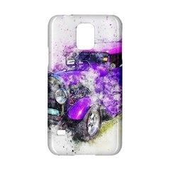 Car Old Car Art Abstract Samsung Galaxy S5 Hardshell Case  by Celenk
