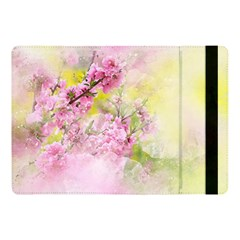 Flowers Pink Art Abstract Nature Apple Ipad Pro 10 5   Flip Case by Celenk