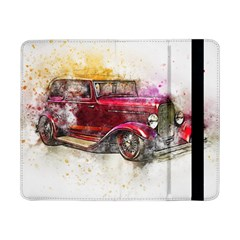 Car Old Car Art Abstract Samsung Galaxy Tab Pro 8 4  Flip Case by Celenk