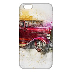 Car Old Car Art Abstract Iphone 6 Plus/6s Plus Tpu Case by Celenk