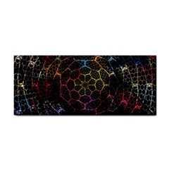 Background Grid Art Abstract Cosmetic Storage Cases by Celenk