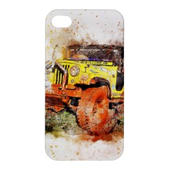 Car Old Car Fart Abstract Apple Iphone 4/4s Hardshell Case by Celenk