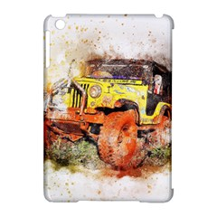 Car Old Car Fart Abstract Apple Ipad Mini Hardshell Case (compatible With Smart Cover) by Celenk