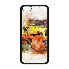 Car Old Car Fart Abstract Apple Iphone 5c Seamless Case (black) by Celenk