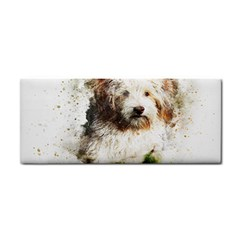 Dog Animal Pet Art Abstract Cosmetic Storage Cases by Celenk