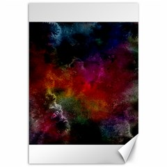 Abstract Picture Pattern Galaxy Canvas 12  X 18