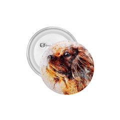 Dog Animal Pet Art Abstract 1 75  Buttons by Celenk
