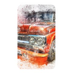 Car Old Car Art Abstract Memory Card Reader by Celenk