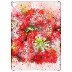 Strawberries Fruit Food Art Apple Ipad Pro 12 9   Hardshell Case by Celenk