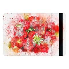 Strawberries Fruit Food Art Apple Ipad Pro 10 5   Flip Case by Celenk