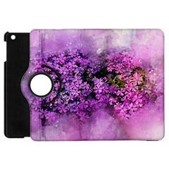 Flowers Spring Art Abstract Nature Apple Ipad Mini Flip 360 Case by Celenk