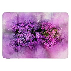 Flowers Spring Art Abstract Nature Samsung Galaxy Tab 8 9  P7300 Flip Case