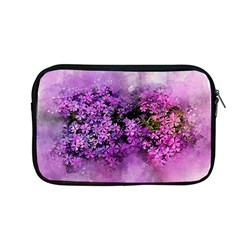 Flowers Spring Art Abstract Nature Apple Macbook Pro 13  Zipper Case by Celenk