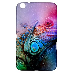 Lizard Reptile Art Abstract Animal Samsung Galaxy Tab 3 (8 ) T3100 Hardshell Case  by Celenk