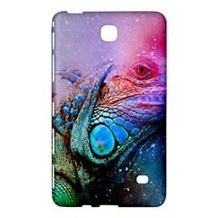 Lizard Reptile Art Abstract Animal Samsung Galaxy Tab 4 (8 ) Hardshell Case  by Celenk