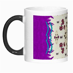 Eyes Looking For The Finest In Life As Calm Love Morph Mugs by pepitasart